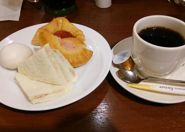名古屋の朝ごはん!!
