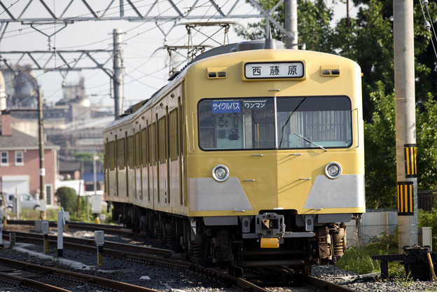 写真: 三岐鉄道三岐線