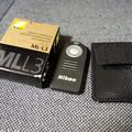 写真: Nikon MLL3 リモコン