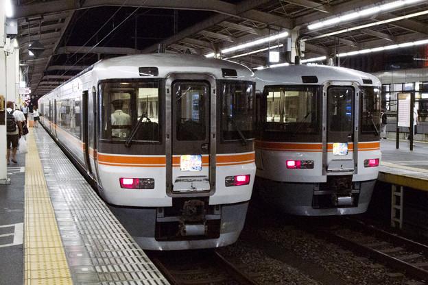 静岡西部の東海道線