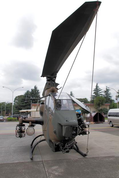 横田基地友好祭 2018 AH-1 COBRA 05