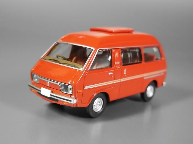 Daihatsu Delta Waid Wagon Hi-roof 1800 custom extra 1976