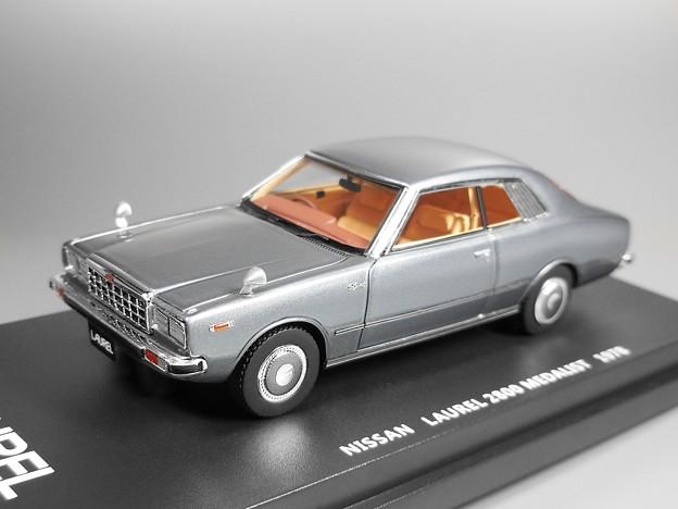 Nissan Laurel 2Door Hard Top 2800 Medalist 1978