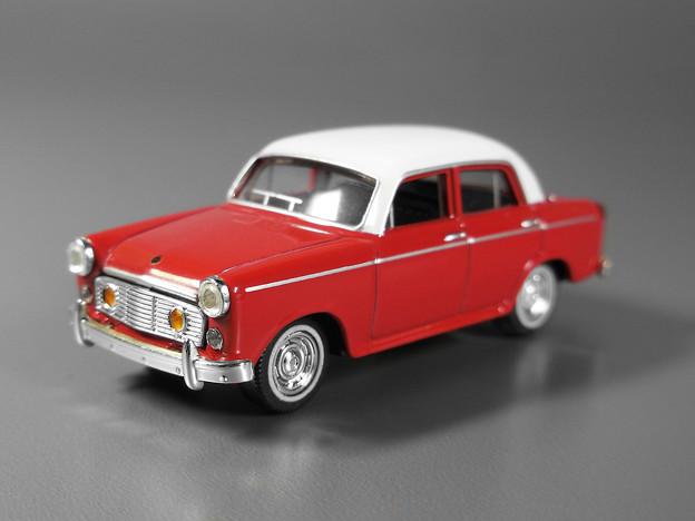 Datsan Bluebird 1200 deluxe 1961