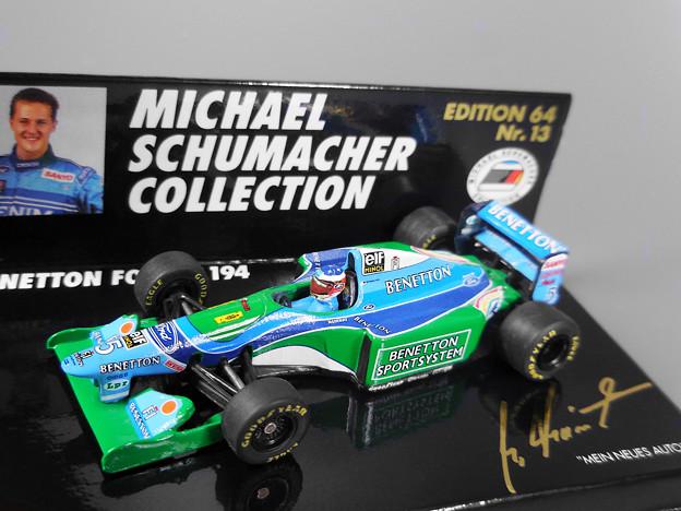 Benetton Ford B194 1994/Michael Schumacher