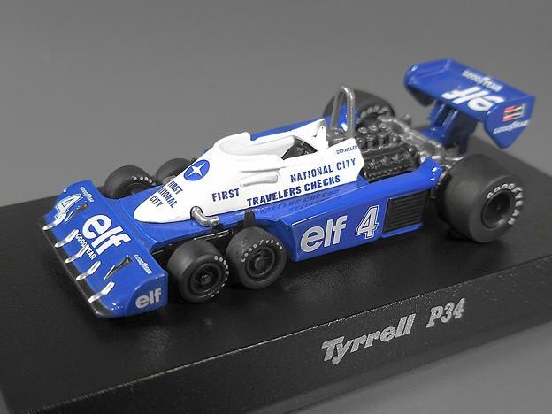 Tyrrell P34 (Patrick Depailler) 1977