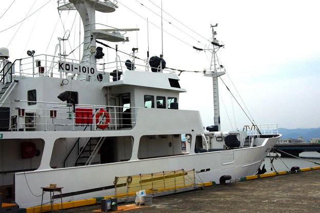 漁業実習船