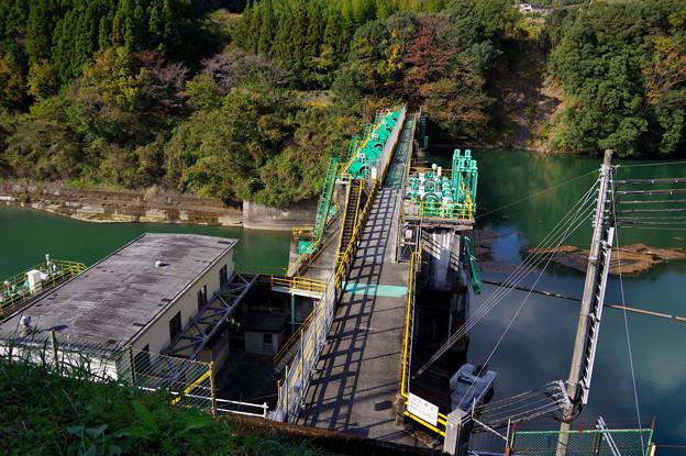 吉野ダム 三密を避けてダム巡り