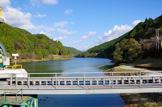 杉田ダム 三密を避けてダム巡り