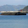 Photos: 手結港の沖のケーソン