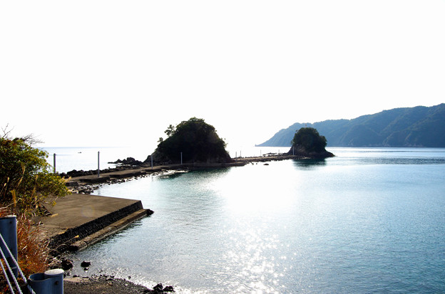Photos: 双名島