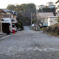 Photos: 未舗装の私道