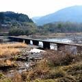 下津野沈下橋
