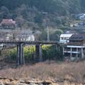 Photos: 帰全山公園への古い橋
