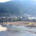 帰全山公園への古い橋