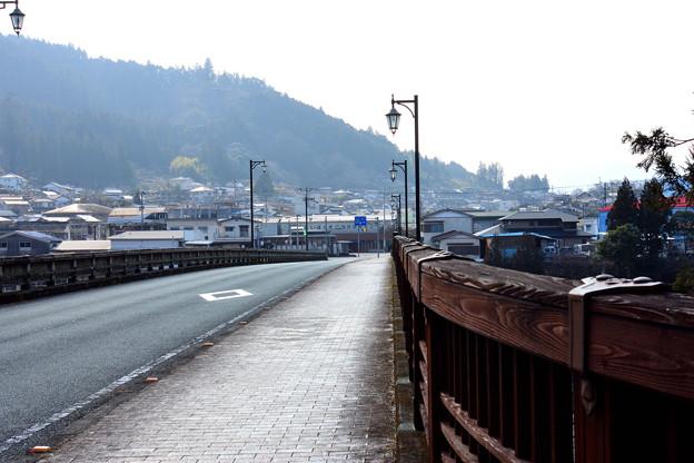 帰全山公園への新しい橋