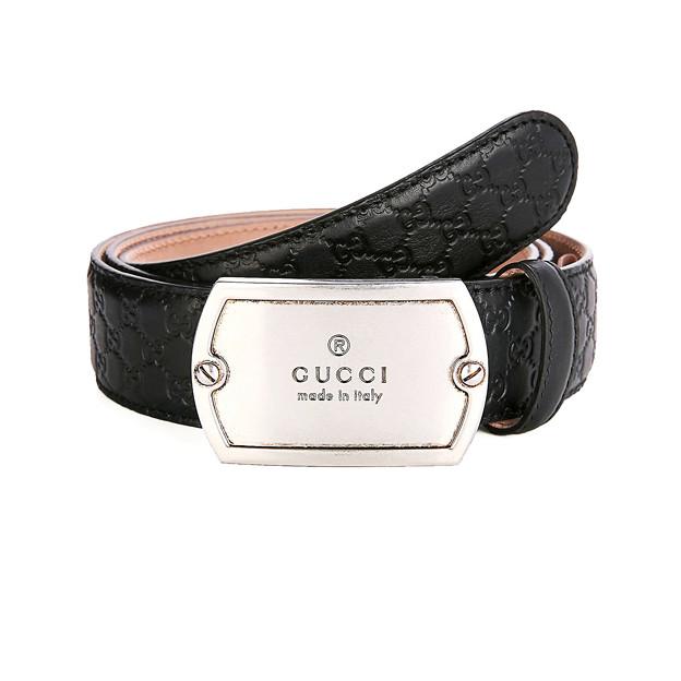 グッチ ベルト メンズ レディースLeather belt 紳士ベルト クラシック GG ベルト 男女兼用 322293 新品