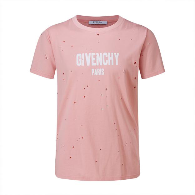 (ジバンシィ) GIVENCHY 半袖Tシャツ CUBAN FIT シャークプリントブラック  6,800 JPY