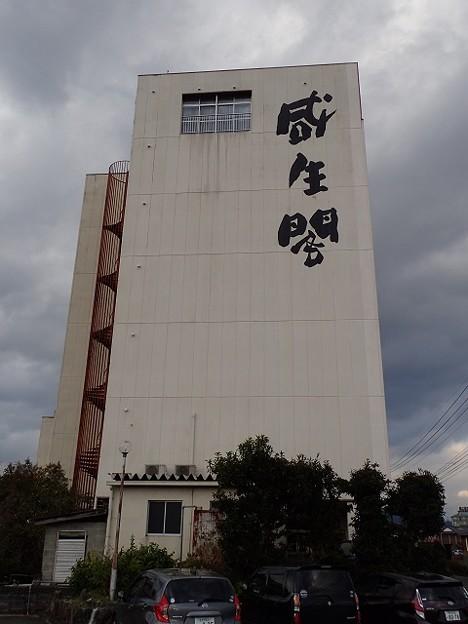 写真: 28 12 福岡 吉井温泉 咸生閣 1