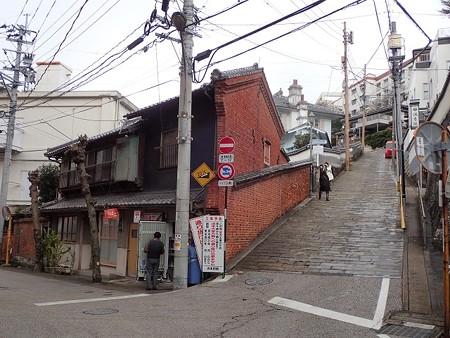 長崎 市内の町並み