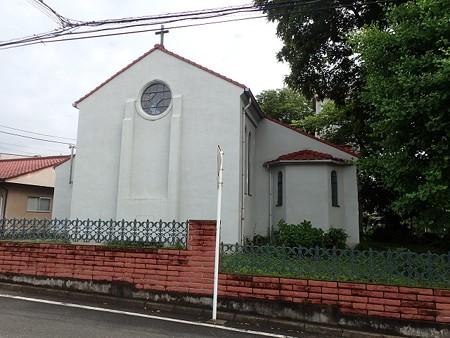 29 5 群馬 日本聖公会前橋マッテア教会 1