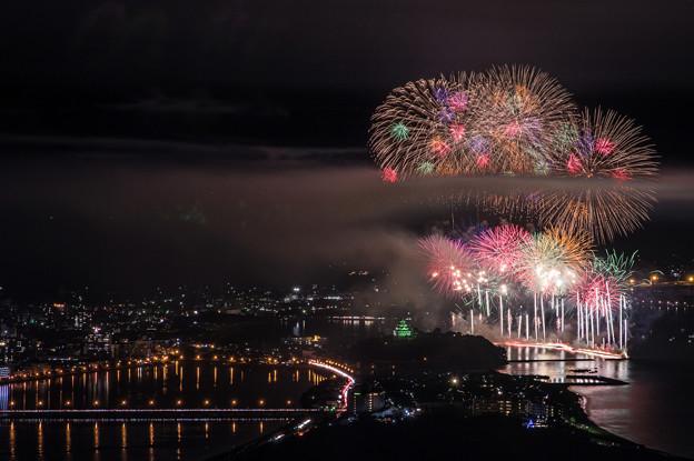九州花火大会♪2