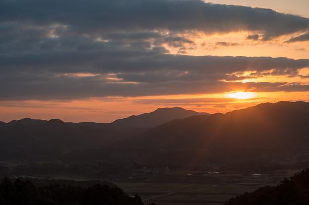清水寺からの初日の出♪