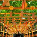 Photos: 現人神社の風鈴♪