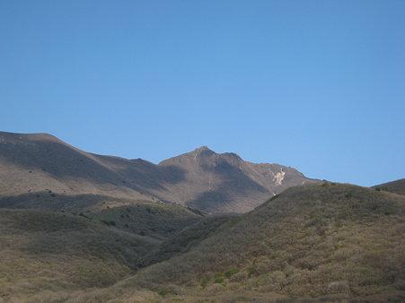 坊ガツルから望む大船山