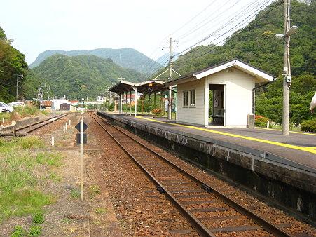 山陰本線温泉津駅