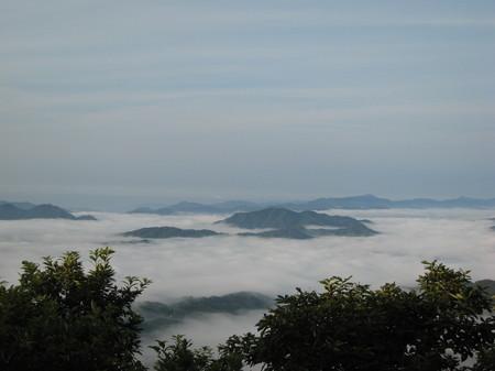 前龍頭から見る雲海4