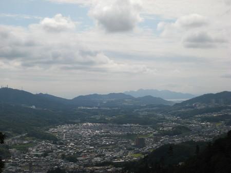 山頂付近からの景色3