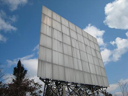巨大な反射板