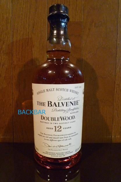 THE BALVENIE DOUBLEWOOD 12YEARS