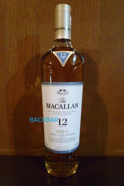 THE MACALLAN TRIPLE CASK MATURED