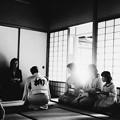 Photos: 顔合わせ
