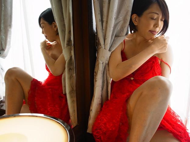 Photos: 鏡との対話