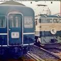 写真: あの頃の東京駅