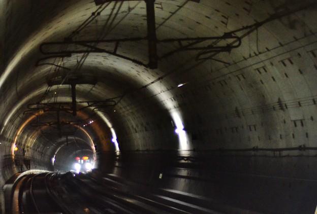 写真: 地下鉄