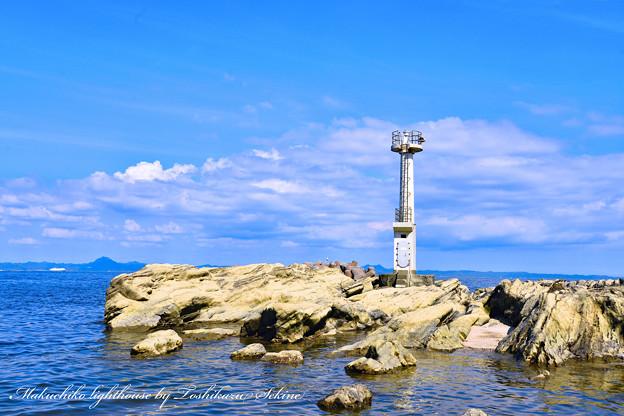 間口港灯台