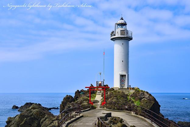 鼠ヶ関灯台