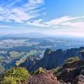 Photos: 初秋の阿蘇高岳山頂より