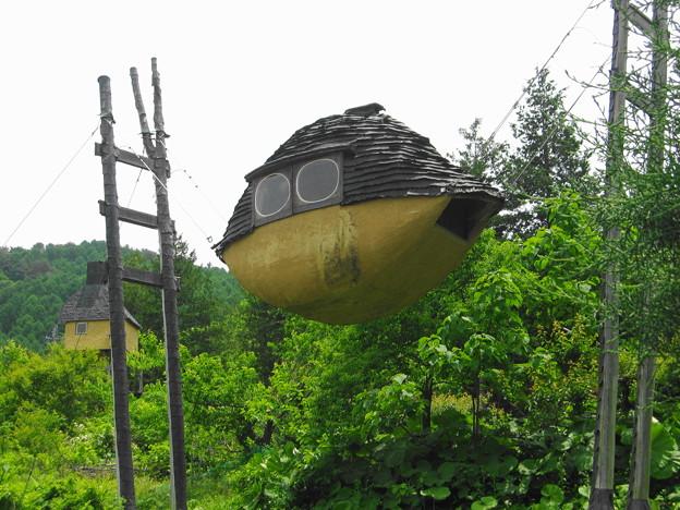 Photos: 「空飛ぶ泥舟」