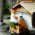 Photos: 「奈良井宿の大五郎」