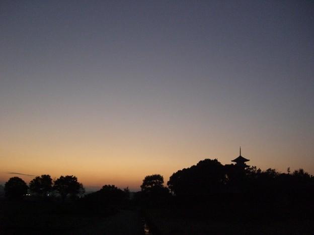 Photos: 夕景風景