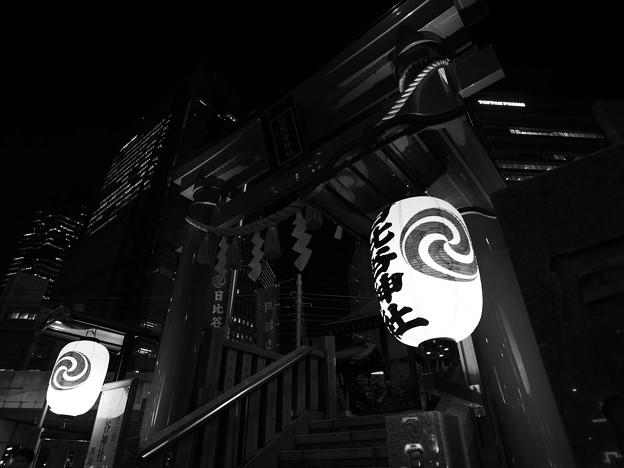 日比谷神社