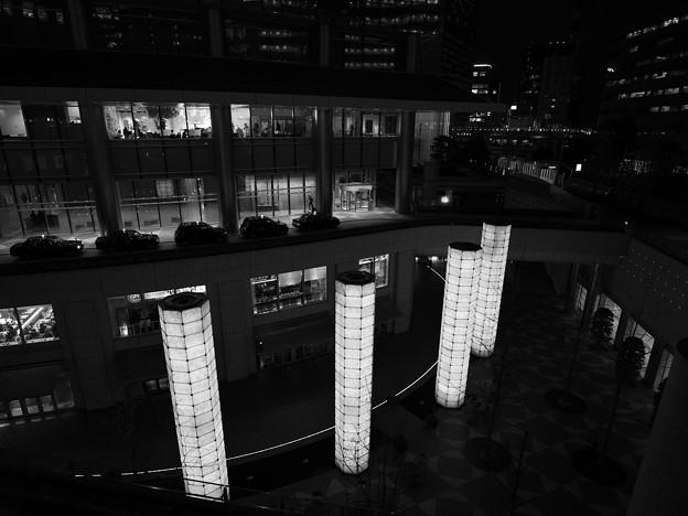 Photos: 光の柱