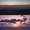 Photos: 陽はまた昇り沈む