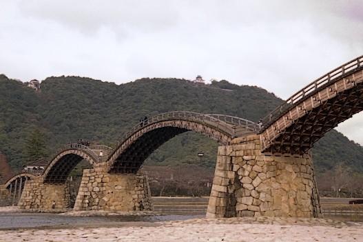 写真: 錦帯橋