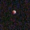 写真: 皆既月食